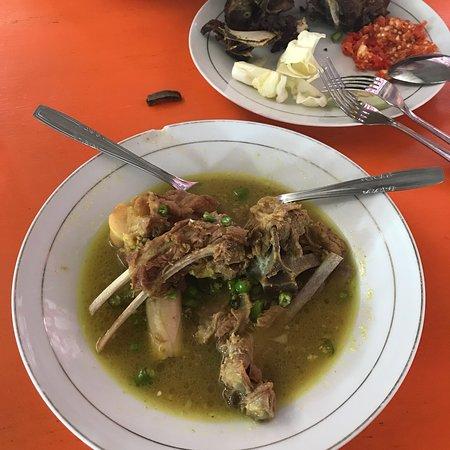 Best place fo Tengkleng / Lamb meat javanese style