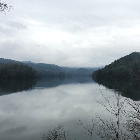 Cherokee National Forest: Parksville Lake