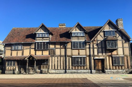 Oxford, Warwick Castle og Stratford-upon-Avon på dagstur fra London