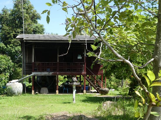 Trang Province, Thailand: traditional house