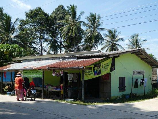 Trang Province, Thailand: corner shpo