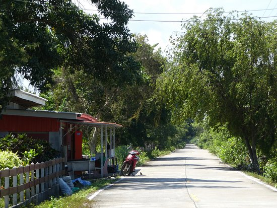 Trang Province, Thailand: good roads