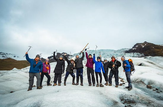5-Hour Glacier Hike on Europe's...
