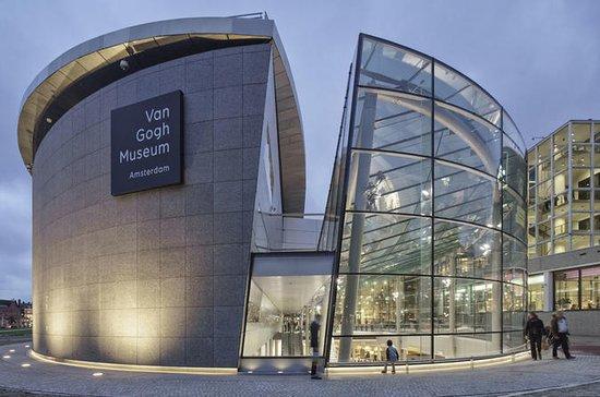 Billet coupe-file: musée Van Gogh et...