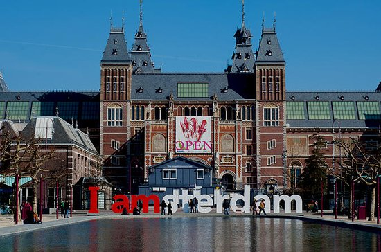 Semi-Private Guided Tour: Rijksmuseum...