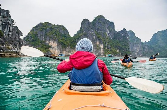 Halong Bay Islands and Caves: Full...