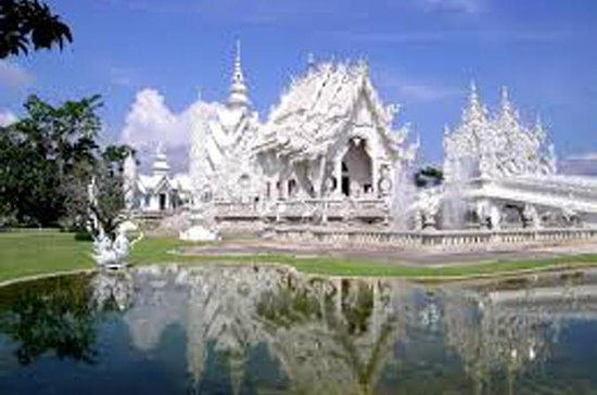 Chiang Rai—White Temple and Golden...