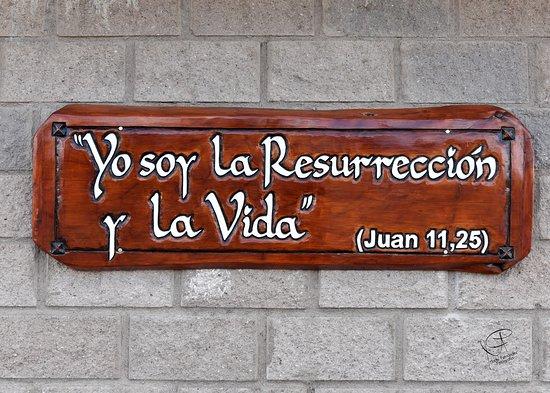 Villa Yacanto, Argentinië: Jesús de los Linderos
