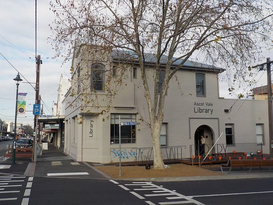 Ascot Vale Public Library