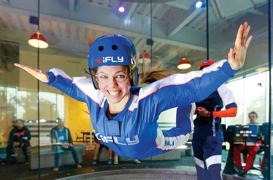 Oceanside Indoor Skydiving Experience