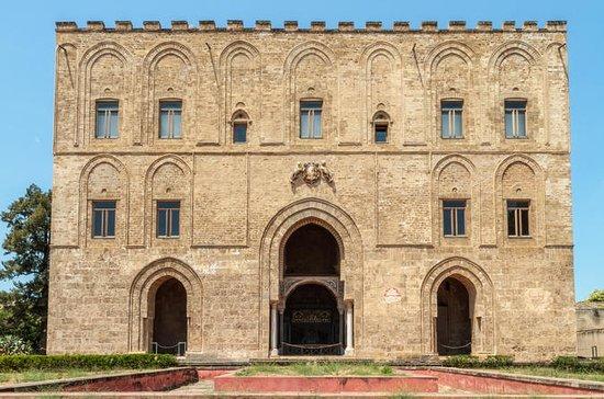Zisa Palace Palermo Entreeticket