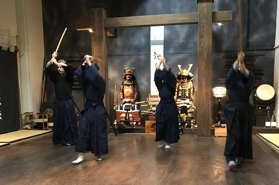 Ninja-Samurai Basic Techniques