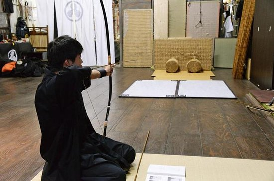 Private Archery Experience in the...