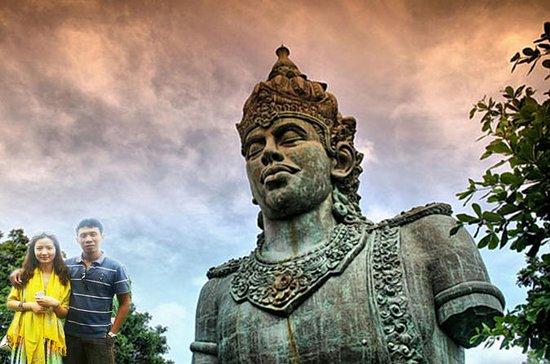 Garuda Wisnu Kencana, Uluwatu Temple...