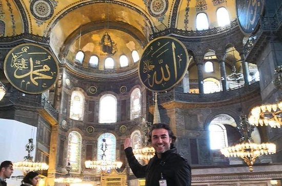 Private Layover Tour from Istanbul Airport & Hotels: Private Layover Tour by My Local Guide Istanbul
