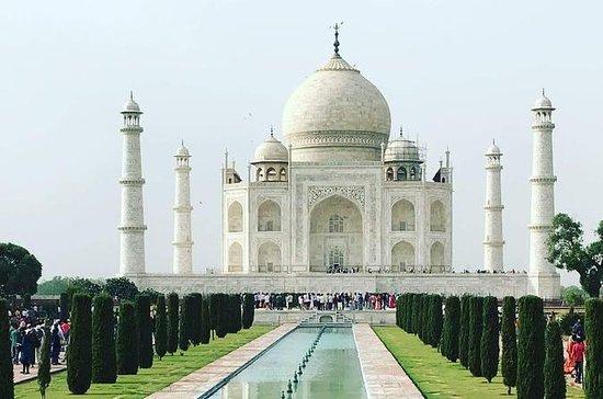 overnachting Agra Private Tour met de ...