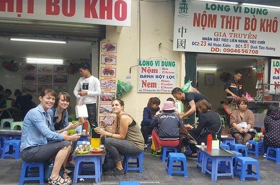 Tour de degustación de Hanoi Incluye...