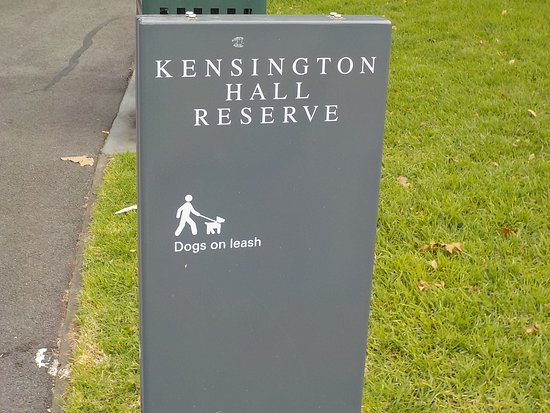 Kensington Hall Reserve