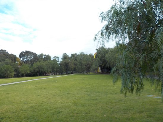 Kensington Hall Reserve
