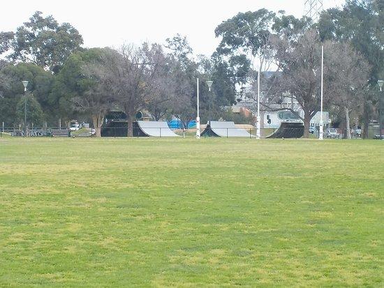 Муни-Вэлли, Австралия: Skate Park