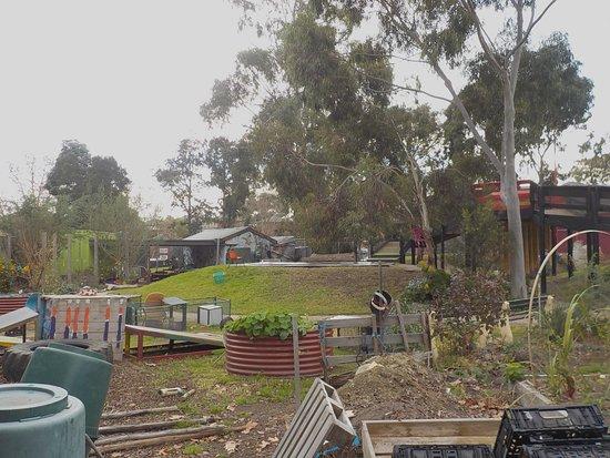 Moonee Valley, Australia: Risk Playground