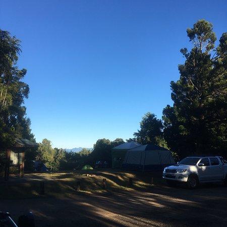 Lamington National Park, Australia: Green Mountain Camp Site