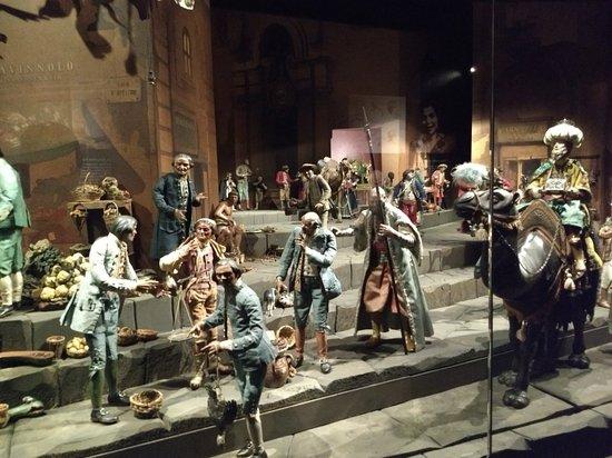 Belen Napolitano del Museo Nacional de Escultura ภาพถ่าย