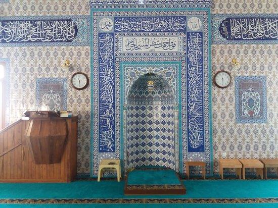 Goynuk, Turquía: Wnętrze