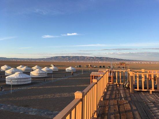 Gobi Erdene Ger Camp-bild