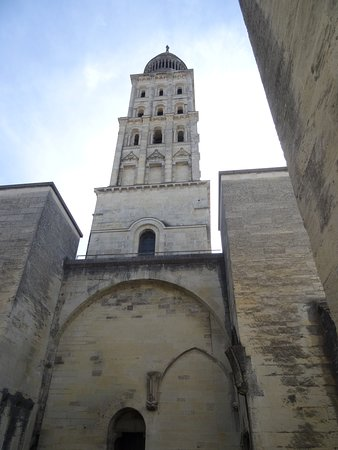 Cathedrale St-Front: Le clocher