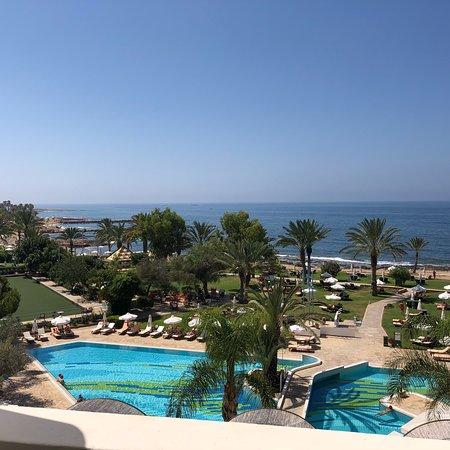 Pool Picture Of Constantinou Bros Athena Royal Beach Hotel Geroskipou Tripadvisor