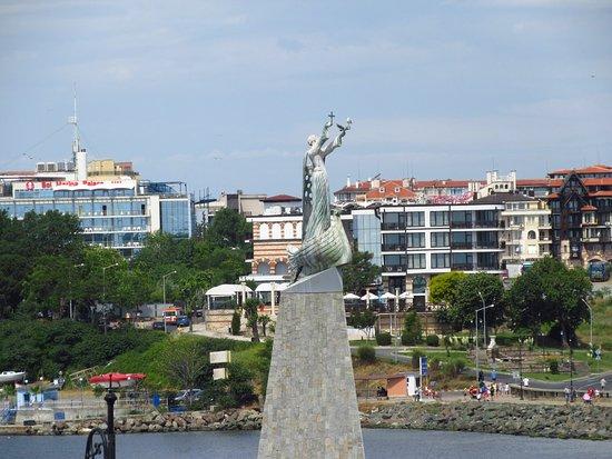 St. Nicolas Statue