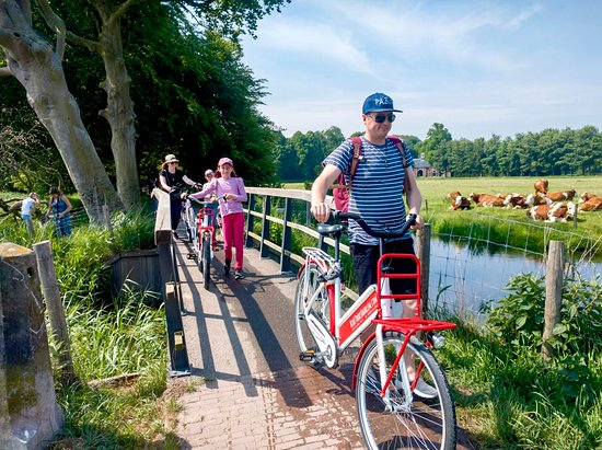 Харлем, Нидерланды: Countryside Bike Tour Haarlem