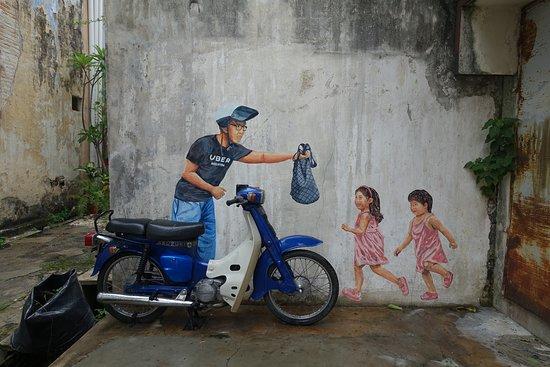 Ipoh Mural Art Trail 사진