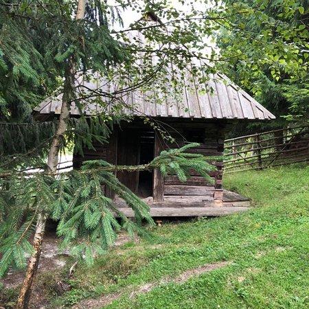 Manastirea Humorului, Romania: Casa Bunicilor