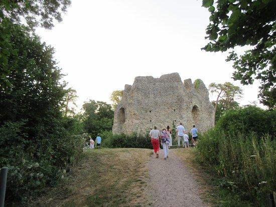 Odiham, UK: King John Castle