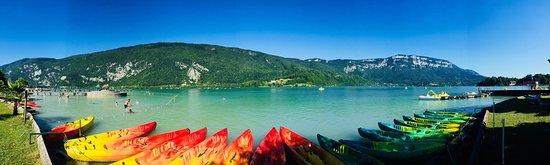 Aiguebelette-le-Lac, Γαλλία: photo0.jpg