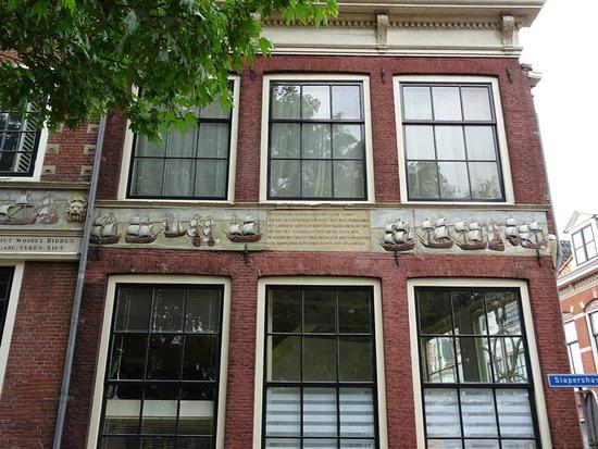Hoorn, Belanda: huis no 1,