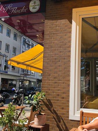 ein kleines nettes cafe in siegen westf bild von caf flocke siegen tripadvisor. Black Bedroom Furniture Sets. Home Design Ideas