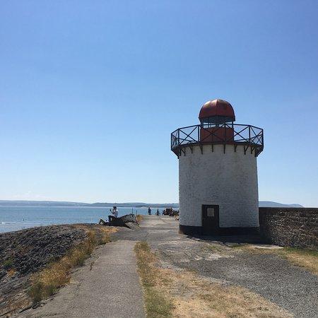 Burry Port, UK: Lighthouse