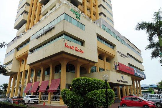 Muar Traders Hotel: Restaurants & eateries