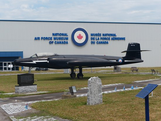 National Air Force Museum of Canada: In the RCAF Memorial Airpark