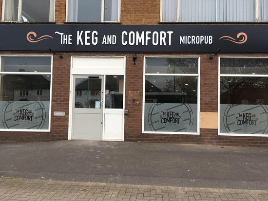 Keg and Comfort Micropub