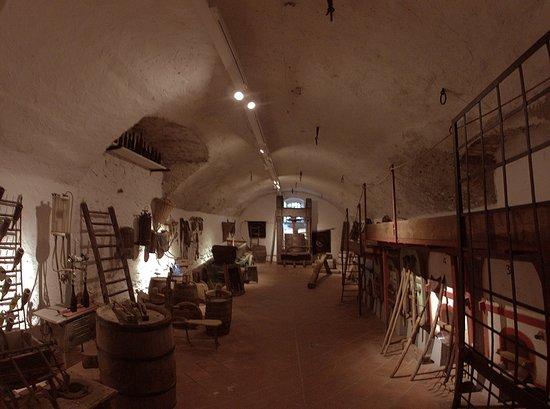 Museo del vino Castello di Roppolo