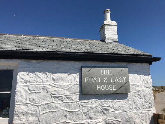 Land's End Landmark: First and Last