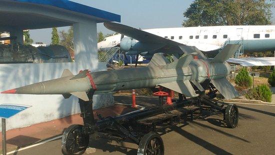 Mormugao, الهند: Navel aviation museum,vasco