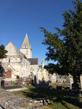 Eglise de Meuvaines