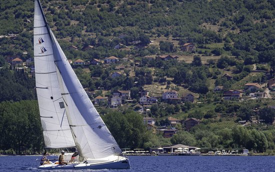 Sailing Macedonia