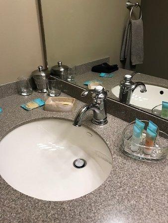 Snowflake Inn: nice toiletries
