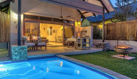 Mafunjane  Private Plunge pool